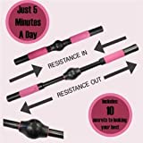 LADY CURVES CHEST ARM ENHANCER EXERCISE MUSCLE TONE BODY GYM FITNESS EQUIPMENT