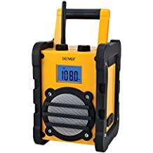 Denver 12213640 robust, wasserabweisend PLL Arbeitsradio