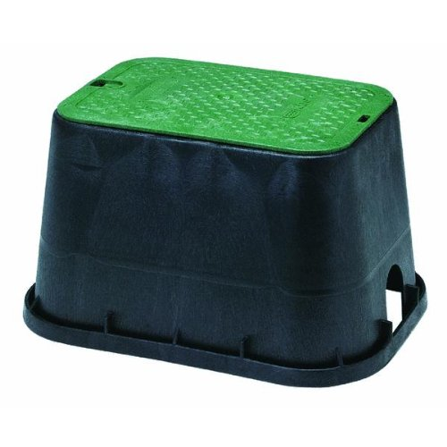 National Diversified 113BC 14X19 Valve Box W/Cover - Valve Box Cover