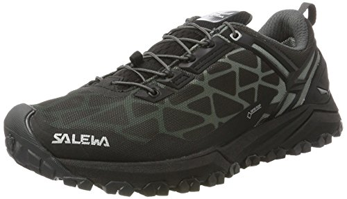 Salewa Ms Multi Track Gtx, Zapatillas de Senderismo Hombre, Multicolor (Black/Silver 4076),...