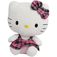 TY 90110 - Hello Kitty Large-Schottenrock pink