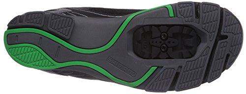 Shimano SH-CT41L, Unisex-Erwachsene Radsportschuhe – Mountainbike, Schwarz (Black), 45 EU - 3