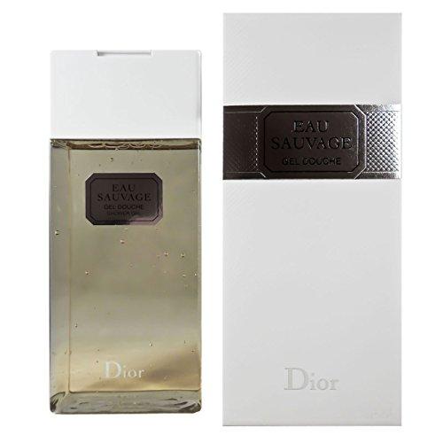 Dior Bagnoschiuma, Eau Sauvage Gel Douche, 200 ml