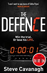 The Defence: Win the trial. Or lose his life. (Eddie Flynn)