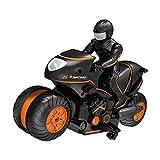 TwoCC Kinder Motorrad elektrische Fernbedienung RC Auto Mini Motorrad Geschenk für Kinder -