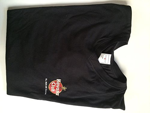 Basic Club (Havana Club Basic Shirt M/ L/ XL (Schwarz, L Basic Shirt))