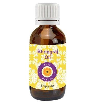 dève Kit para Pure bhringraj aceite (eclipta Alba) 100% natural fría pres. SED grado Terapéutico (5–1250ml)