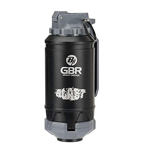 Airsoft Bigrrr GBR Blast Granate - Ohne Gas Spring Loaded Softair Grenade