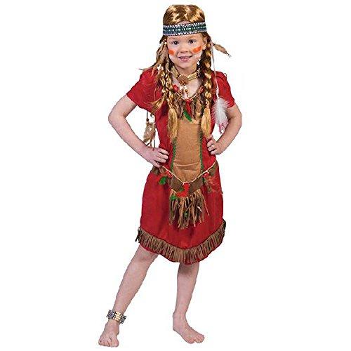Seiler24 Premium Kinder Indianer Kostüm