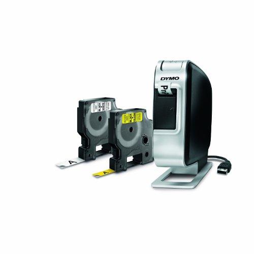 Dymo LabelManager PNP-Etikettendrucker Aktionspaket mit 2 Dymo D1 Bändern