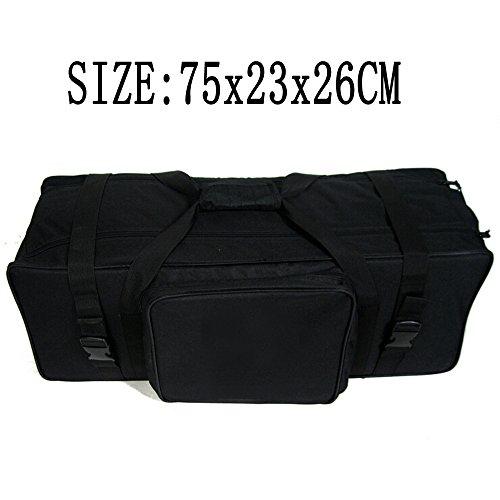 HWAMART ® (gepolsterte Tasche) Pad Tasche Videokamera Tasche Stativ-Tragetasche Hohe Qualität tragen und Schwungräder Fall Flightcase Schützen
