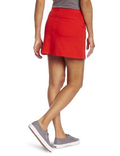 Dorotennis - Jupe de Sport - Femme Rouge (Vermillon)