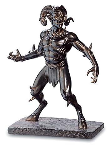 statuettedeco - Statuette fantastique Devil Sathyr le diable