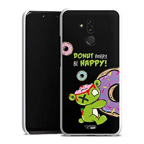 DeinDesign Hülle kompatibel mit Huawei Mate 20 Lite Handyhülle Case Donut Pummeleinhorn Pummel und Freunde