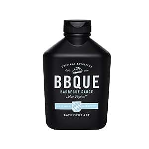 """BBQUE Bayrische Barbecue Sauce """"Das Original"""" 472g"""