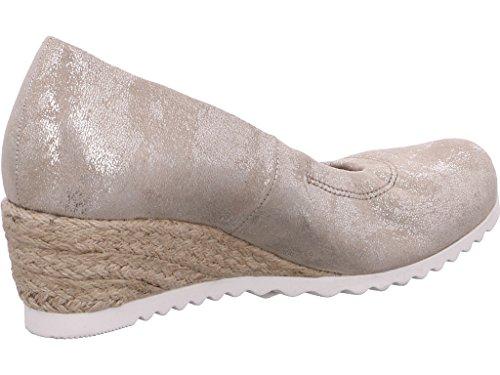 Gabor 62050-91, Scarpe col tacco donna visone (Jute)