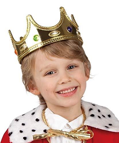 Hat King Crown Boys Fancy Dress ...