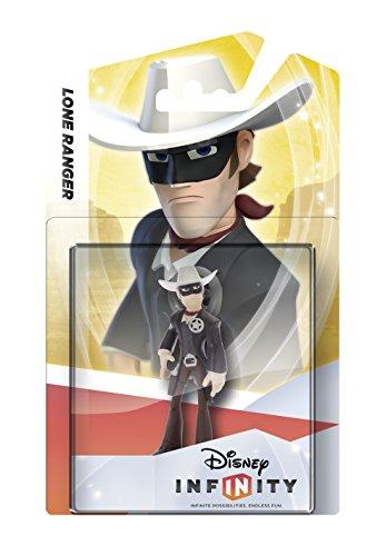 Disney Infinity 1.0 Lone Ranger Figure (Xbox One/PS4/PS3/Nintendo Wii U/Xbox 360) [Importación Inglesa] 41fIsLfo 2B3L