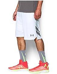 Under Armour–Pantalones cortos Under Armour Select Blanc 11, M