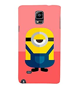 EPICCASE Seriouly? Mobile Back Case Cover For Samsung Galaxy Note 4 (Designer Case)
