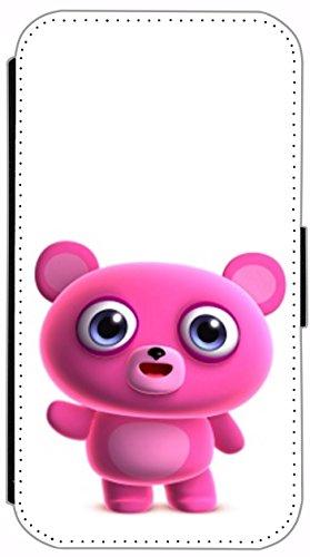 Flip Cover für Apple iPhone 6 / 6S (4,7 Zoll) Design 220 Drache Dragon Feuer Schwarz Hülle aus Kunst-Leder Handytasche Etui Schutzhülle Case Wallet Buchflip mit Bild (220) 202