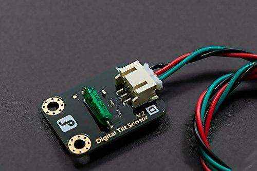 DFRobot Gravity: Digital Tilt Sensor for Arduino V2