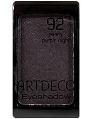 Artdeco Magnetlidschatten Pearl Farbe Nr. 92, pearly purple night, 1er Pack (1 x 9 g)