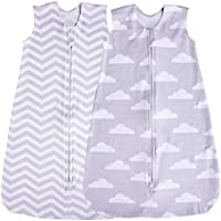 Jomolly - Saco de dormir para bebé (2 unidades), color azul