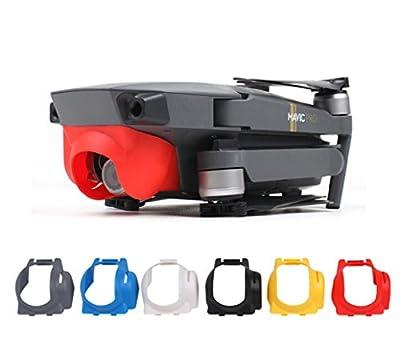 Fascinated Drone Camera Lens Sun Hood Sunshade Anti-Glare Camera Gimbal Protector for DJI Mavic Pro Drone