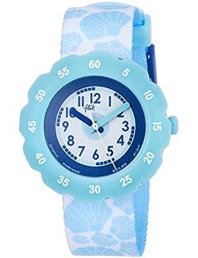 Flik Flak Soft Blue Kinderuhr FPSP015