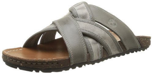 Timberland Earthkeepers City Escape Slide, Herren Clogs & Pantoletten  Braun Marron (Taupe) 44