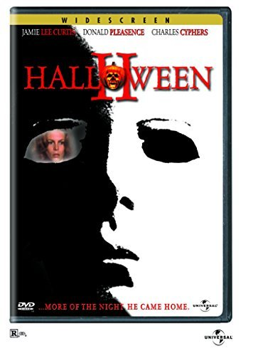 Halloween II by Jamie Lee Curtis