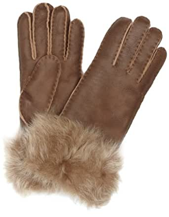 Emu Australia Taroona Women's Gloves Toffee Medium/Large