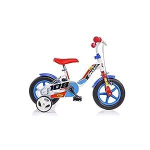 """41fJ J7TUvL. SS300 Dino- Bicicletta 10"""" con Freno Anteriore, 108FL-0506"""