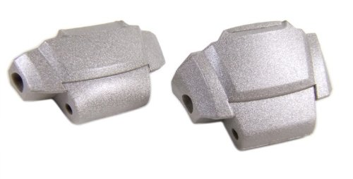 Casio Ersatzteile Endstück Kappe Cover End Piece Kunststoff Grau für MTG-900D MTG-900DE