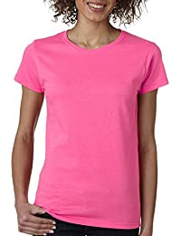 GILDAN - T-shirt - Homme -  Rose - XX-Large