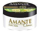 AMANTE Black Pearl - Luxuriöse Universalcreme für Gesicht & Körper - pflegend & revitalisierend - 200 ml - Traubenkernöl