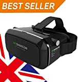Best Cheap Vr Headsets - Virtual Reality Headset,3D VR Glasses,Virtual Reality Box,VR Headset Review