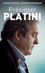 Président Platini: document