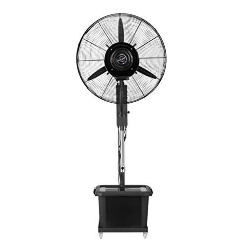 WYF-Ventilador de torre de pie Ventilador oscilante Niebla Humedad de pulverización fuerte Atomización...