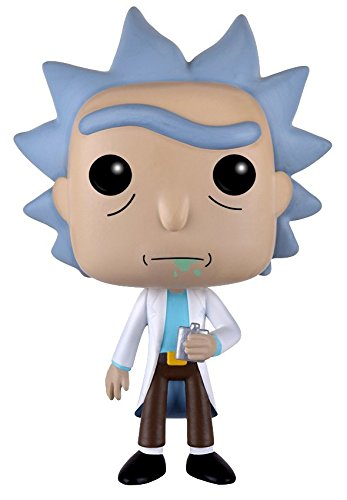 Rick & Morty–Rick (Kostüm Meeseeks)
