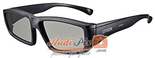 Epson V12H541A10 Passive 3D-Brille für Erwachsene, 5er Set