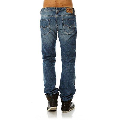 Diesel Herren Jeanshose pantaloni blue