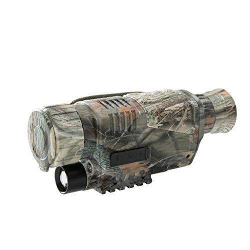 LXYFMS 5x40 Digitale Nachtsichtbrille Mit Kamera-Videorecorder-Kamerafunktion...