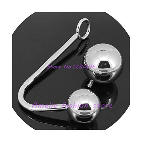Blue Buffalo Dog Food Toy Breed Hot! 304 Stainless Steel Plugs Hooks 2 Size Refill Ball Fetish Chastity Funny Product Game Toys Men And Women -