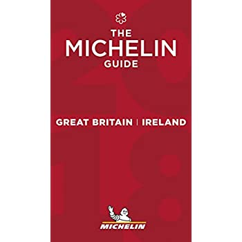 Guide Michelin Grande Bretagne - Ireland 2018