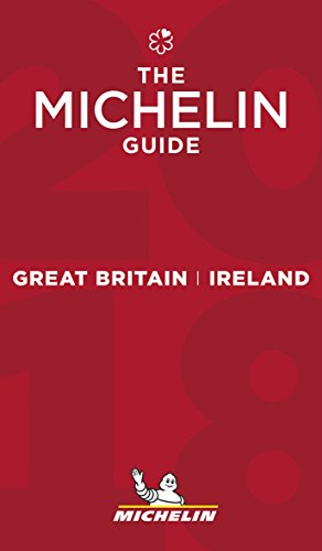 Guide Michelin Grande Bretagne - Ireland 2018 par MICHELIN