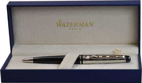 WATERMAN [Waterman] ballpoint pen expert Deluxe Black CT S2243372 by WATERMAN