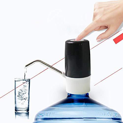 Elektrische Wasserpumpe, wiederaufladbare Wasserpumpe für Familienessen, Picknick, Unternehmen, kabellos, automatisch, intelligenter Wasserabsorber a