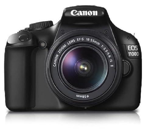 Canon EOS 1100D ( 12.6 Megapixel,3 -x opt. Zoom (2.7 Zoll Display) )